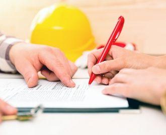 Contrats de construction (CO et SIA)