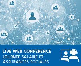 Journée Salaire et assurances sociales 2022 - Live Web Conference