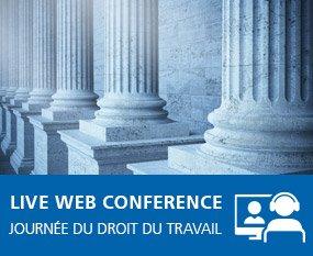 Journée WEKA du droit du travail - Live Web Conference