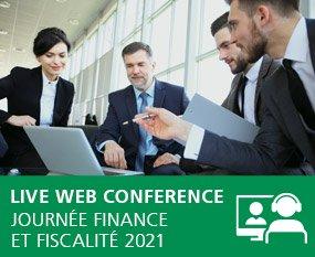Journée WEKA Finance et fiscalité 2021 - Live Web Conference