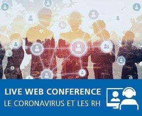Le coronavirus et les RH – Droit du travail, RHT, salaire et congés