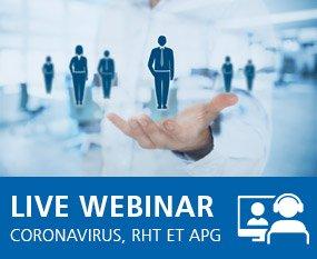 Update Coronavirus et aides financières