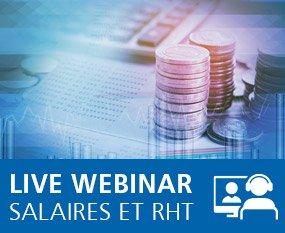Update Traitement des salaires en cas de RHT